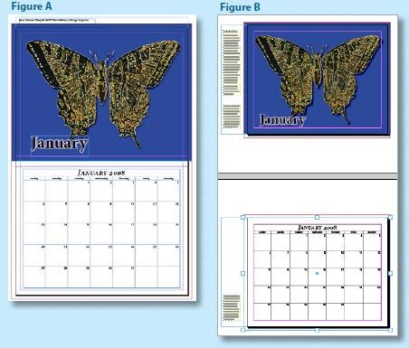 Create An Indesign Calendar With Calendar Template And Scripts Indesign Calendar Template