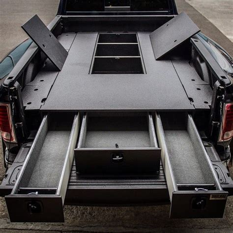 truck bed organizer ideas 25 best ideas about truck bed tool boxes on pinterest