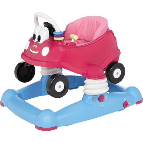 Tikes Cozy Coupe 3 In 1 Mobile Entertainer tikes princess cozy coupe 3 in 1 mobile entertainer motor skills baby toys