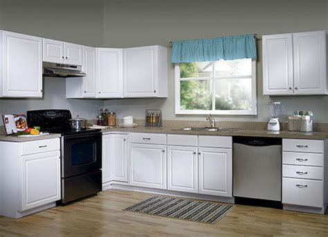 menards kitchen cabinets sale value choice 36 quot ontario white standard height wall