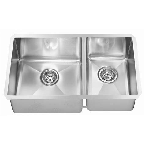 stainless steel undermount sink home depot blanco stainless steel undermount kitchen sink the home