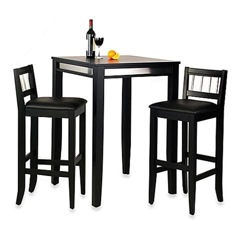 Bed Bath And Beyond Bistro Table Buy Home Styles 3 Manhattan Pub Table From Bed Bath Beyond