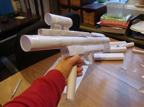 How To Make A Paper Wars Gun - wars gun made of paper all