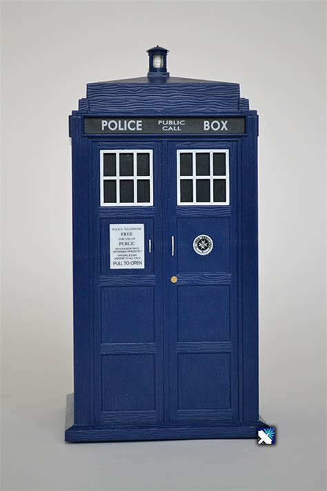Usb Tardis Complete With Vworp by Doctor Who News Reviews Review Tardis
