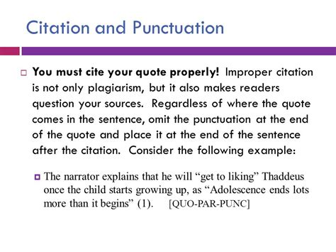 do you always put end punctuation inside quotation marks how to effectively and correctly use quotes in your