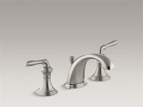 Devonshire Widespread Lavatory Faucet by Standard Plumbing Supply Product Kohler K 394 4 Bn