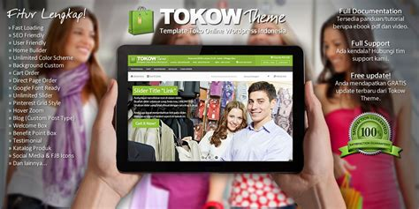 template toko online indonesia wordpress gratis template toko online indonesia wordpress gratis