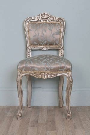 vintage bedroom chair 1000 images about silver home decor on pinterest silver