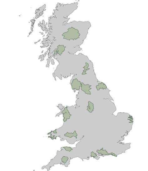 map uk national parks maps national parks uk