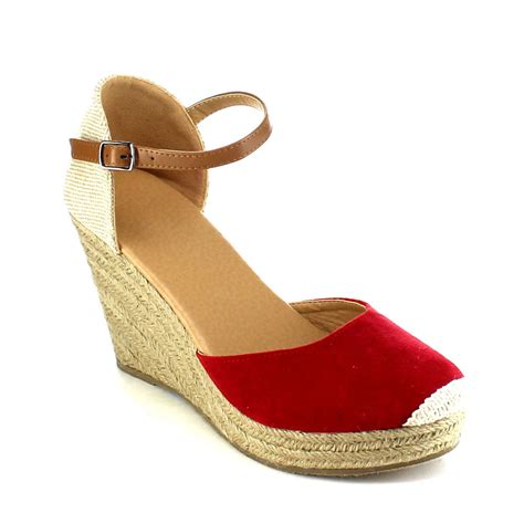 refresh ab01 s espadrille platform wedge sandals