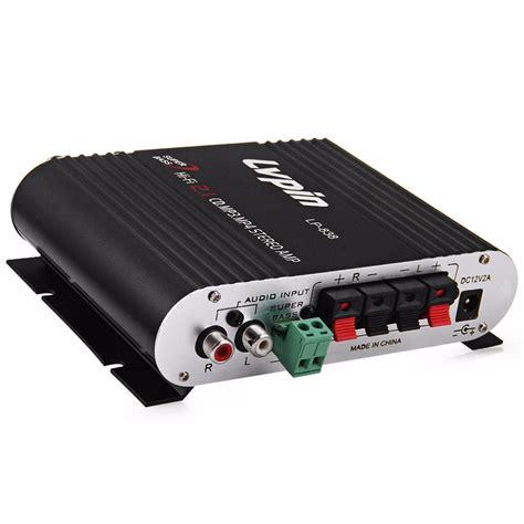 Mp3 Usb Owlol 838 lvpin lp 838 voiture lificateur de puissance hi fi 2 1 cd mp3 st 233 r 233 o mp4 cd de support mp3