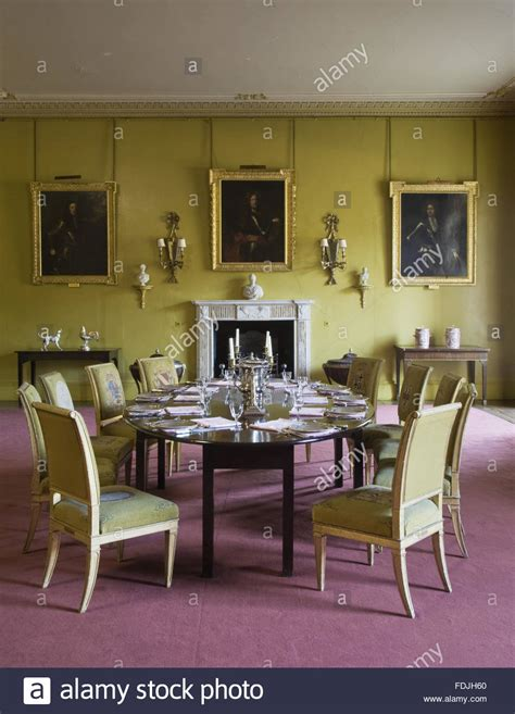 The Dining Room Ie the dining room at mount stewart house co northern