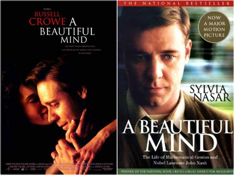 themes in a beautiful mind film adaptations ode to jo katniss