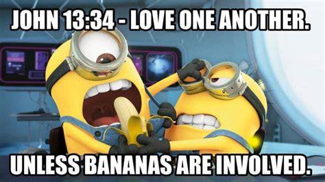 Minions Banana Meme - funny minion quotes banana quotesgram