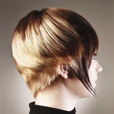short layered wedge hairstyles 10 beautiful short wedge haircuts short hairstyles 2016