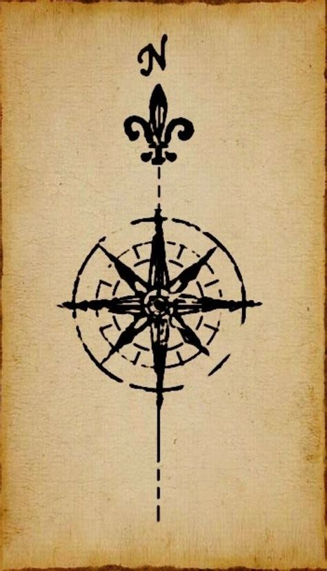 simple compass tattoo design 183 best images about tattoos on pinterest