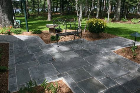 Sand Yard And Paver Patios And Firepits Rock