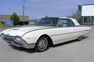 1962 ford thunderbird 198163