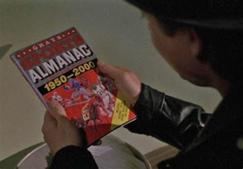 grays sports almanac back to the future 2 books back to the future part ii grays sports almanac