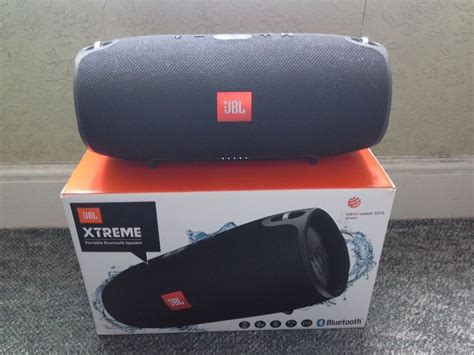 jbl xtreme bluetooth portable speaker in lincoln
