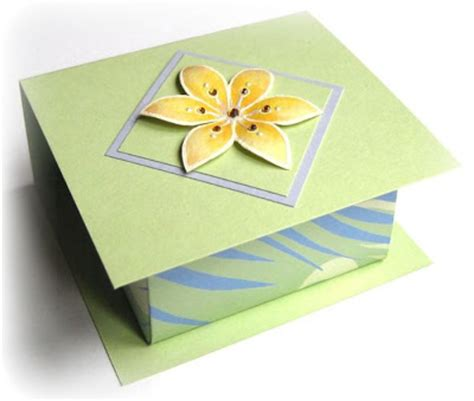 Easy Origami Box With Lid - inspirational tips techniques tutorials origami box