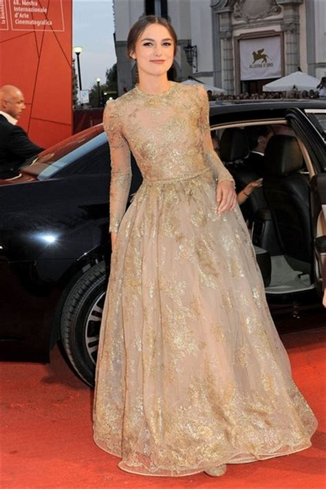 Keira Knightley At The Venice Festival by Keira Knightley Quot A Dangerous Method Quot Premiere At The
