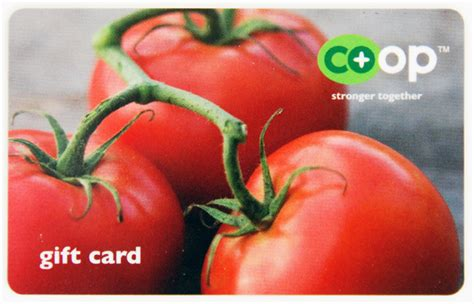 Market Street Gift Cards - co op card weaver street market