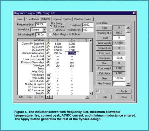 inductor design software free free transformer and inductor design software 28 images magnetics designer transformer and
