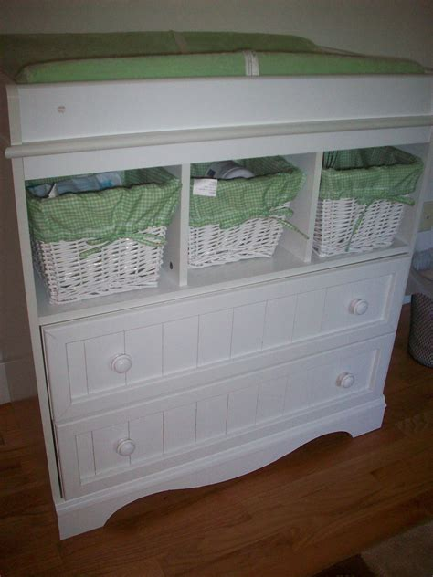 Wicker Baskets For Changing Table Baby Items Buffalomove