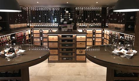 wine cellar longueville manor hotel  restaurant