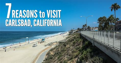7 Reasons To Go On Vacation To Florida by 7 Reasons To Visit Carlsbad California Simply Shellie