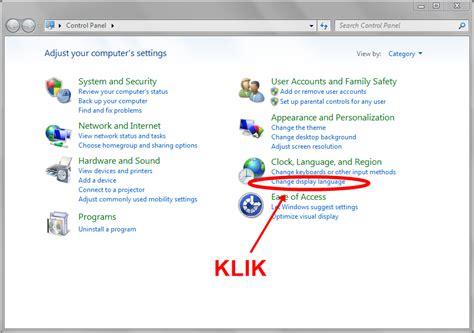 tutorial instal windows 7 ultimate di laptop sendykidiw tutorial menginstall bahasa korea di windows 7