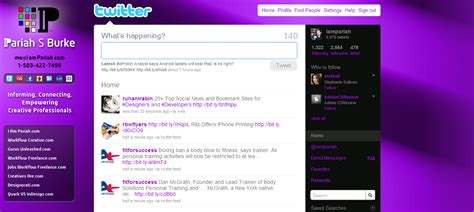 layout twitter meaning branding yourself on the new twitter creativepro com