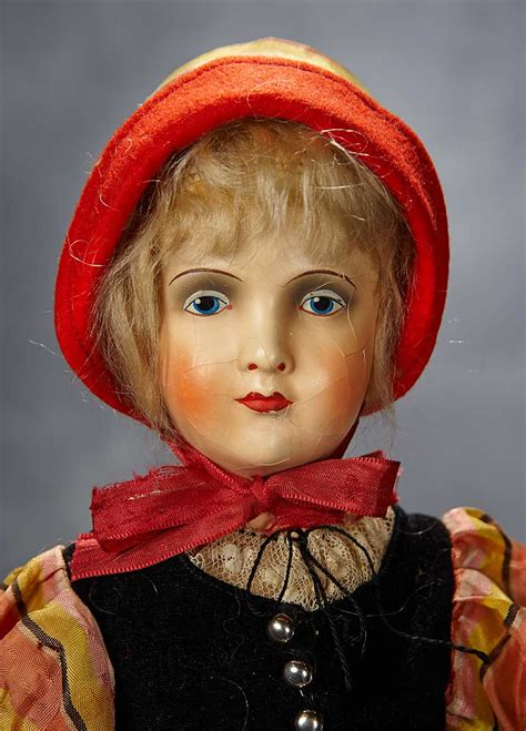 german composition doll expressions 180 german composition doll by petzold