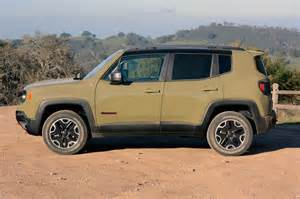 2015 jeep renegade trailhawk spin photo gallery