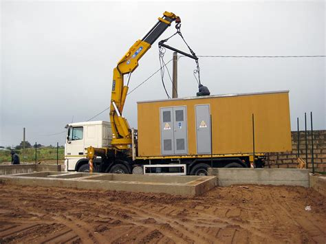 cabina elettrica realizzazione cabina elettrica imp el