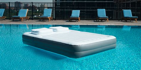 pool beds mattress startup casper is making beds that float in your pool business insider