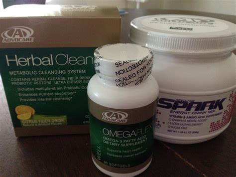 Spark Detox by Advocare Cleanse Hotsparkmama Page 2