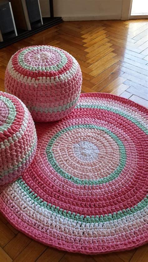 alfombra crochet mejores 18 im 225 genes de alfombra de totora en