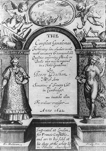 Henry Peacham (born 1578) - Wikipedia