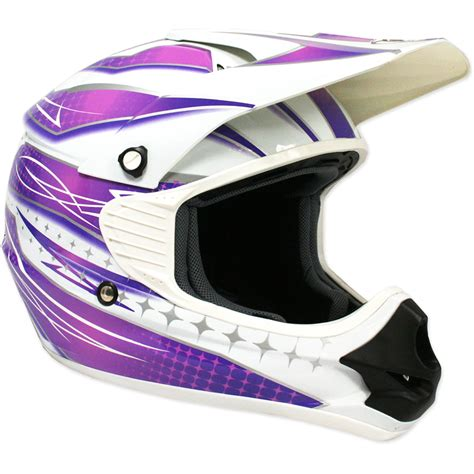purple motocross helmet thh tx 11 tx11 1 razor mx enduro pit dirt bike acu