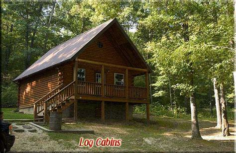 Log Cabin Homes Missouri by Missouri Cabins Log Cabins In Missouri