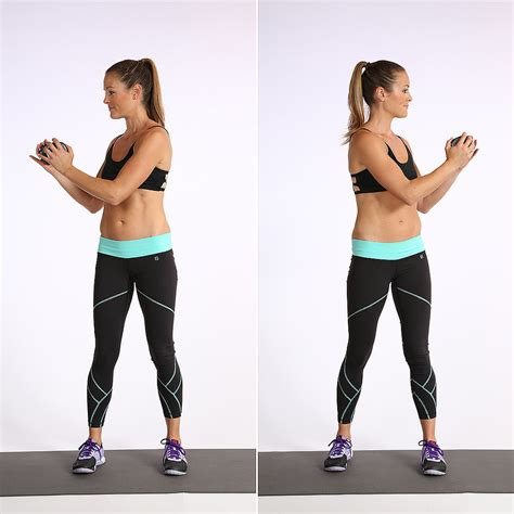 ab exercises  weights popsugar fitness