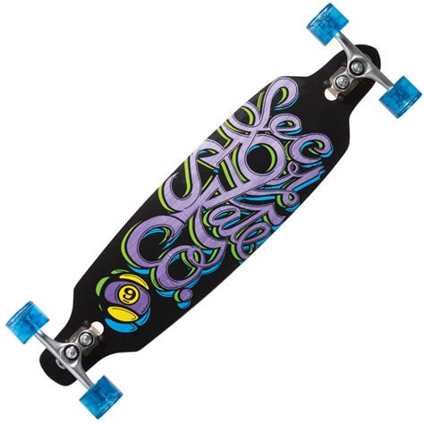 Section 9 Longboards by Sector 9 Longboards Sector 9 Fraction Complete Cutaway