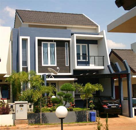 design minimalis rumah design rumah minimalis modern 2 lantai gambar rumah