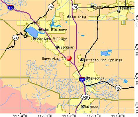 murrieta ca map information about murrieta california inside the inland