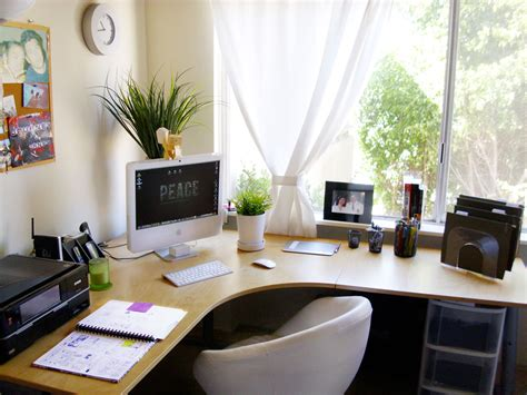 simple home office how to be more productive 11 designing tips for your