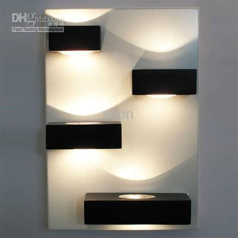 modern wall lights for bedroom modern minimalist white black acrylic wall l