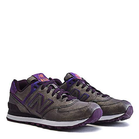 new balance 574 s purple lifestyle shoes shiekh shoes