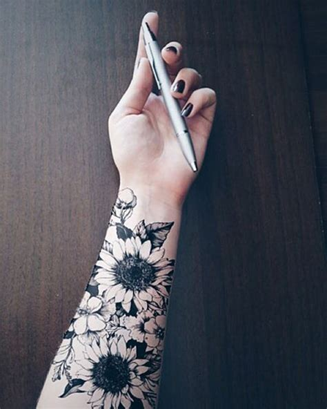 Ao Elsa Outer Grey sunflower on wrist www pixshark images galleries with a bite